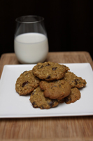 Thumbnail image for Chocolate Chip Rice Crispy Cookie