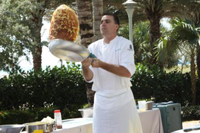 Thumbnail image for Ritz Carlton South Beach, meeting with Chef Connell